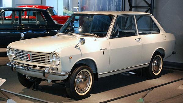 1966 Datsun Sunny