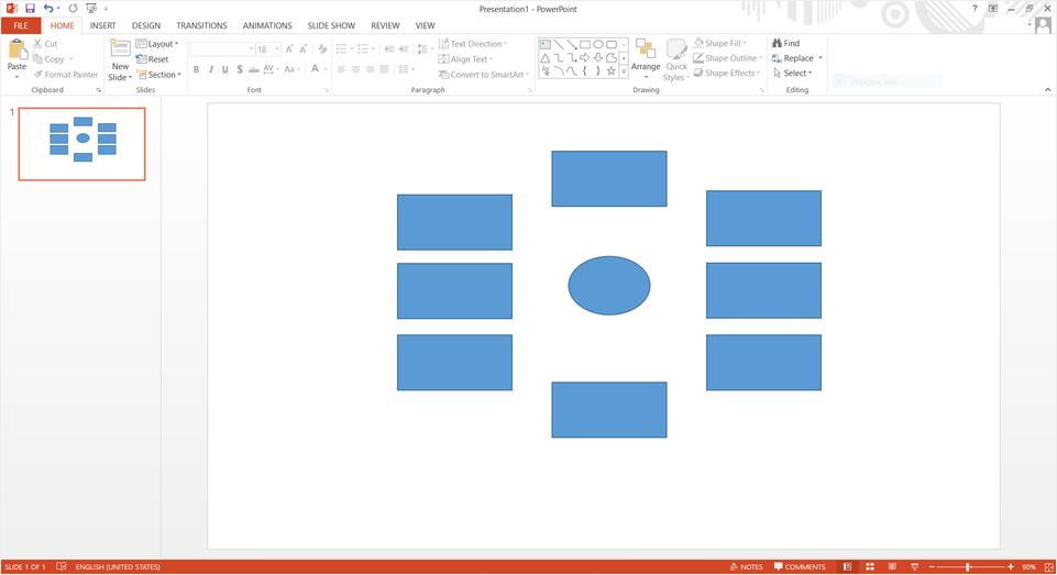 Create decision tree diagram PowerPoint